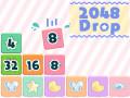 Игры 2048 Drop