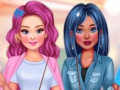 Игры Crazy Hair School Salon