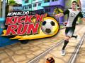 Игры Cristiano Ronaldo Kick`n`Run