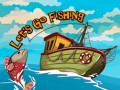 Игры Let`s go Fishing