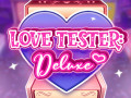 Игры Love Tester Deluxe