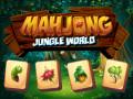 Игры Mahjong Jungle World