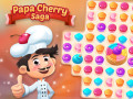 Игры Papa Cherry Saga