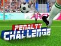 Игры Penalty Challenge