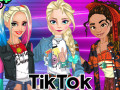 Игры Tik Tok Princess